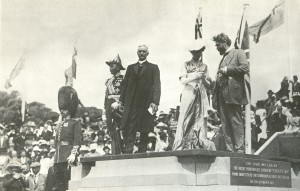 Naming_of_city_of_canberra_capital_hill_1913