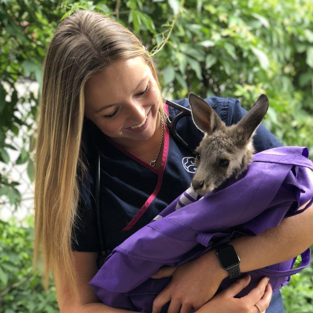 Lizzie - Trainee Veterinary Nurse